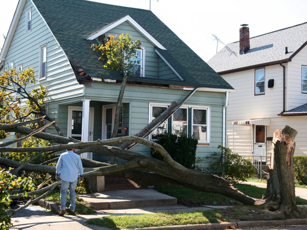 Expert Storm Damage Repairs in Hartford county, Farmington Valley, and Collinsville, CT